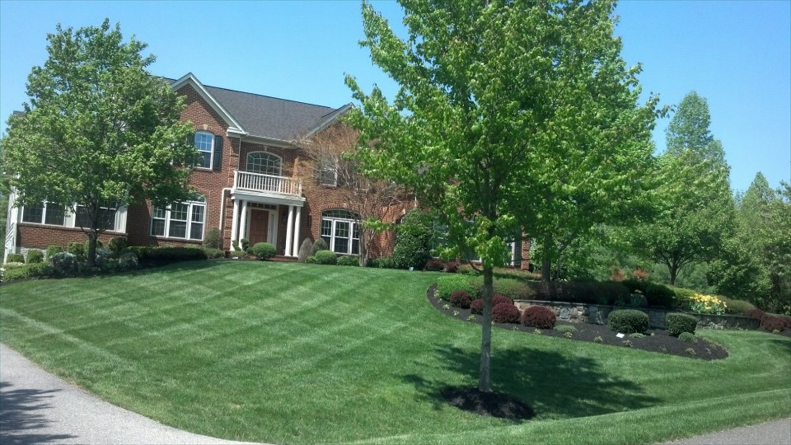 Artistic Landscaping Inc Maryland Landscape Lawn Mowing